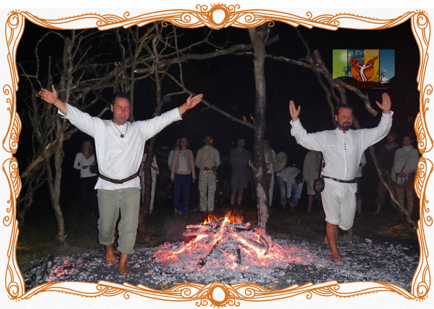 Firewalking Autumn 2014.