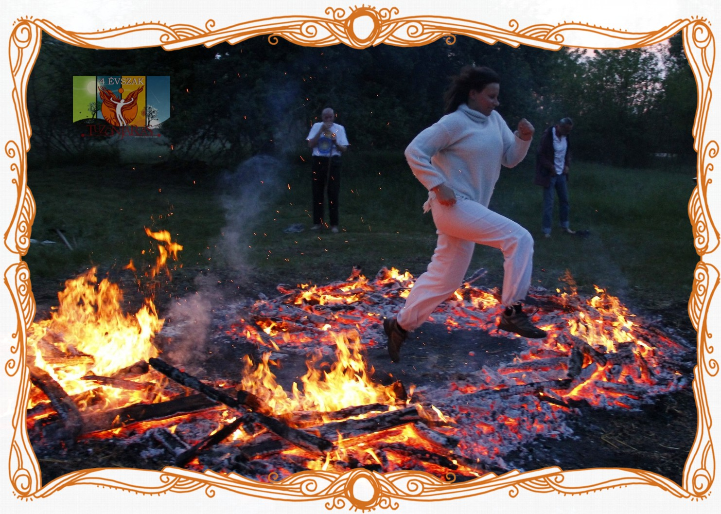 4 seasons firewalking